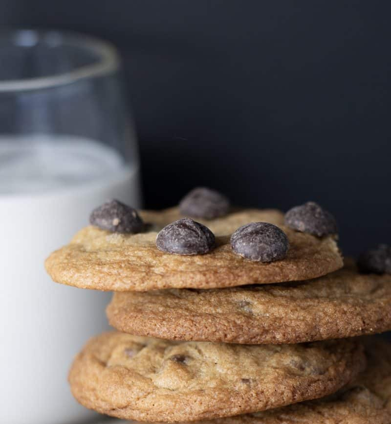 Carmen's chocolate chip cookies