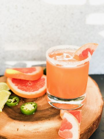Spicy Pink Paloma