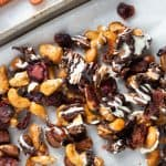 Chocolate Candied nuts