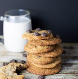 Carmen's chocolate chip cookies